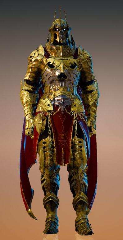 BDO Fashion | [Warrior] Doomsday (Black Desert Online)