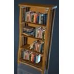 Natural Log Bookshelf