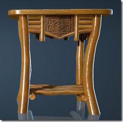Natural Log Table Side