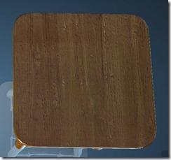 Natural Log Table Top