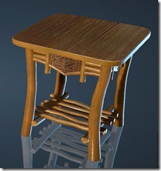 Natural Log Table