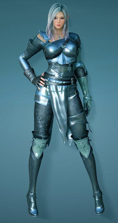 Dark Knight Bdo Armor