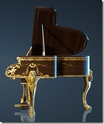 Jukebox Piano Work #1 Serendia Side