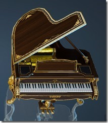 Jukebox Piano Work #1 Serendia Top