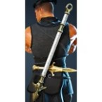 [Ninja] Kibelius Shortsword