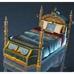 Lefkaritiko Bed