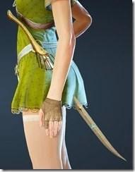 Stella Kamasylven Sword Stowed