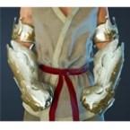 [Striker] Blazing Inferno Gauntlet