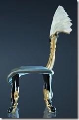Margorai Whale Chair Side