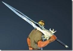 Grotevant Great Sword Stowed