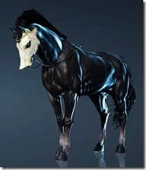 Terrmine Horse Gear Champron