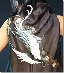Crown Eagle - SR Talisman Drawn