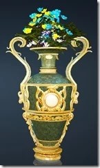 Margoria Whale Vase Back