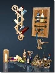 Heidelian Wine Prop Set Front