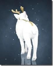 Snowflake Reindeer