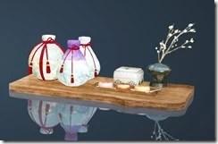 Haso Teaware Tea Table Front