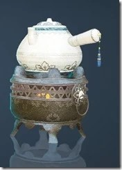 Haso Teaware Teapot Front