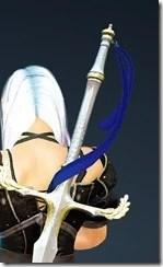 Epheria Marine Dark Knight Ornamental Knot Stowed