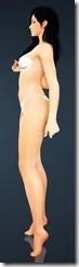 Sanguine Petal Underwear Side