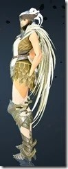 Mystic Crown Eagle No Weapon Side
