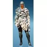 [Warrior] Arctic Fang
