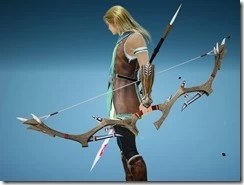 Archer Luanwulf Greatbow Drawn