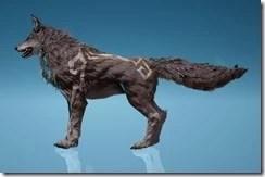 Borrum Wolf Side