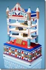 Masenka Bookshelf Front