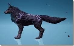 Shadow Wolf Side