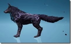Shadow Wolf Side