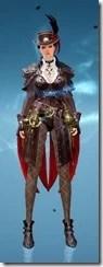 Sorceress Millen Fedora No Weapon Front