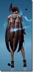 Sorceress Millen Fedora No Weapon Rear
