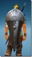 Warrior Millen Fedora Longsword Stowed