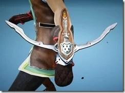 Archer Canape Crossbow Drawn