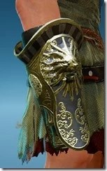 Berserker Gladiator Iron Buster Stowed
