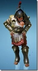 Berserker Gladiator No Weapon Front