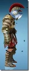 Berserker Gladiator No Weapon Right