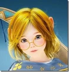Artina Glasses Front