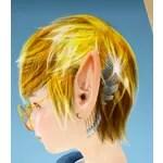 [Shai] Raven Ear Cuff