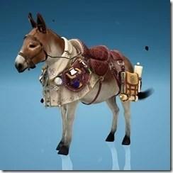 Donkey Clip-Clop Gear Barding