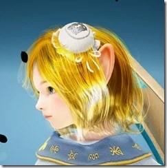 Shai Dumpling Headset Side