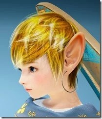 Shai Round Earring