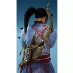[Musa] Tundra Warden Horn Bow