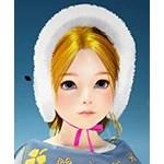 Cozy Snowflower Hat