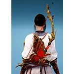 [Maehwa] Scarlet Destiny Horn Bow