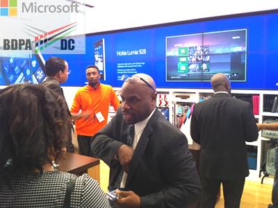 BDPA @ Microsoft Store