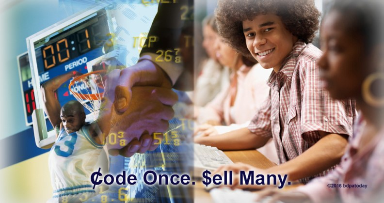 Code Once. Sell Many.