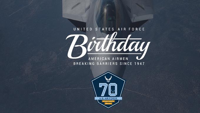 USAF-70-birthday