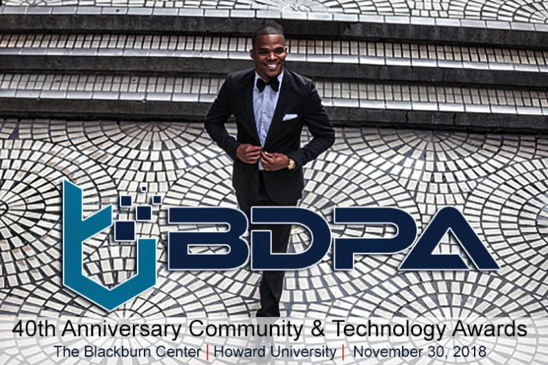 Select here to RSVP | BDPA-DC 40th Anniversary