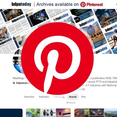 bdpatoday on Pinterest